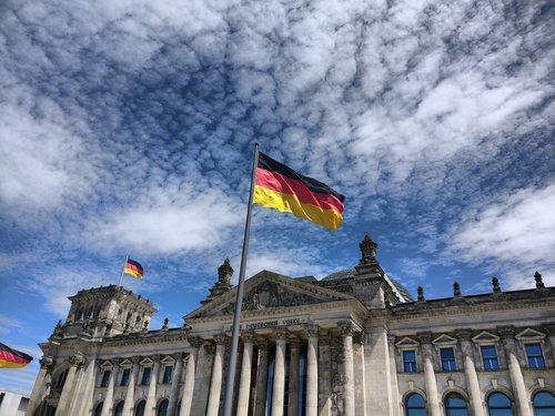 flag  management  sky