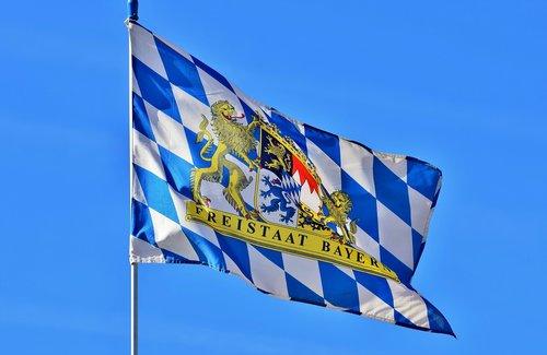 flag  bavaria  bavarian