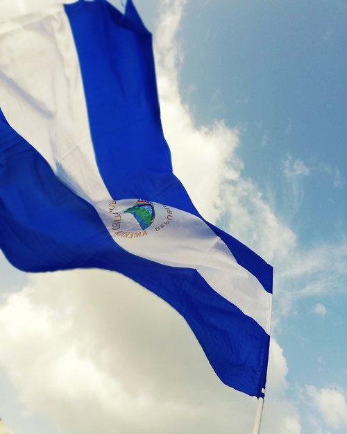 flag  nicaragua  country