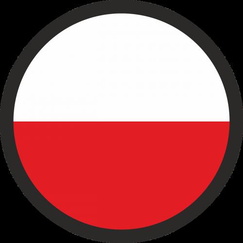 flag poland the nation