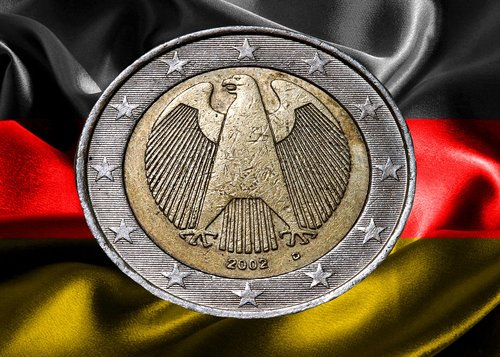 flag  germany  euro