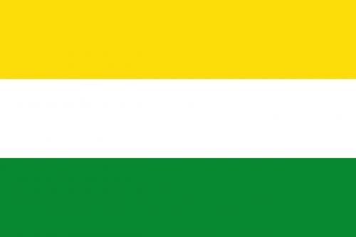 flag green yellow