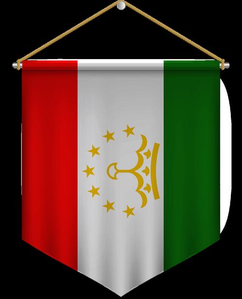 flag  tajikistan  iran