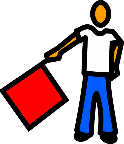 flag semaphore nautical