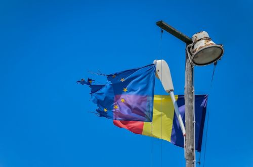 flag european symbol