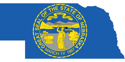 flag nebraska state