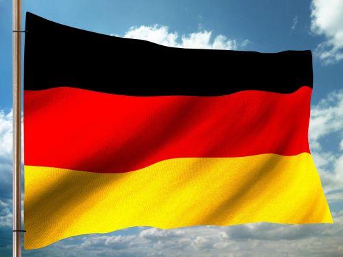 flag germany nationality