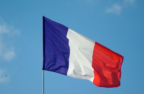 flag french flag france
