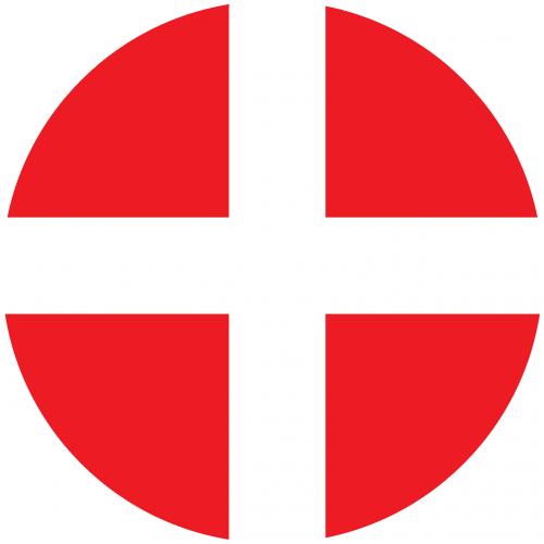 flag dannebrog denmark