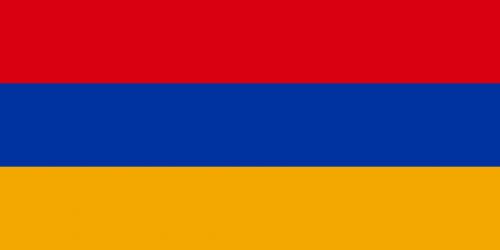 flag of armenia armenian official