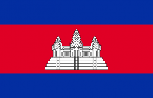 flag of cambodia national flag kingdom of cambodia