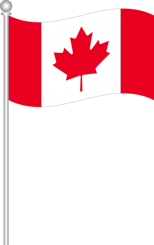 flag of canada world flags flags of world