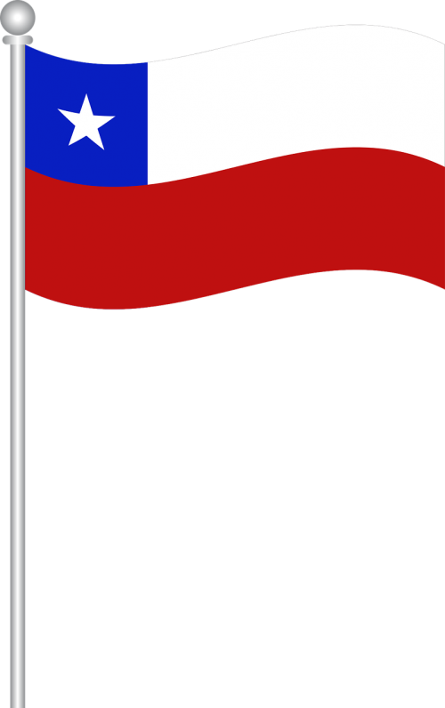 flag of chile flag chile