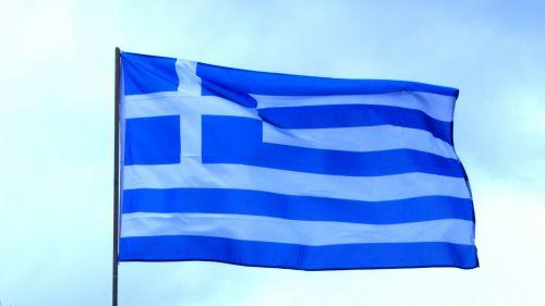 vėliava greece, vėliava, vėliavos, Graikija, graikų kalba, Atėnas, graikų & nbsp, salos, Graikijos vėliava