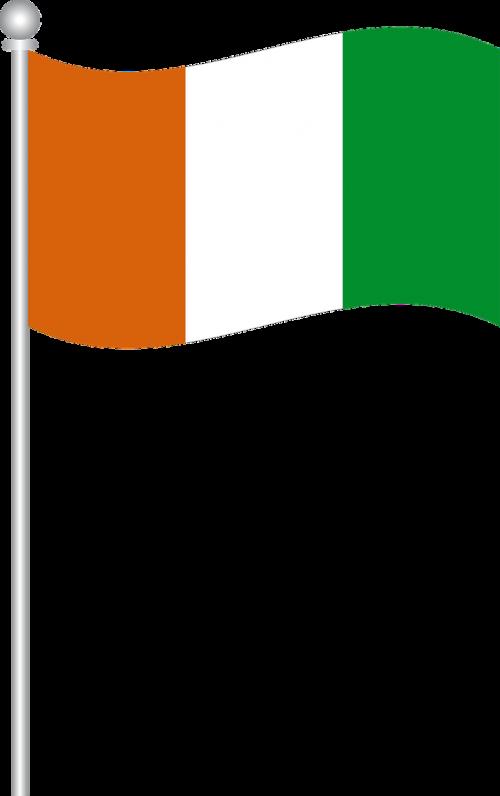 flag of ivory coast flag ivory coast