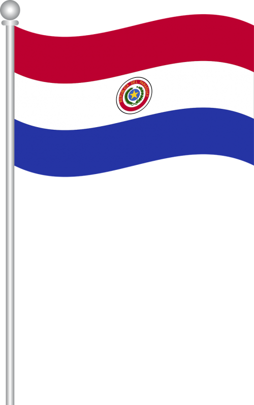 flag of paraguay flag paraguay