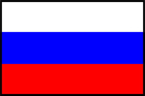 flag of the russian federation tricolour flag