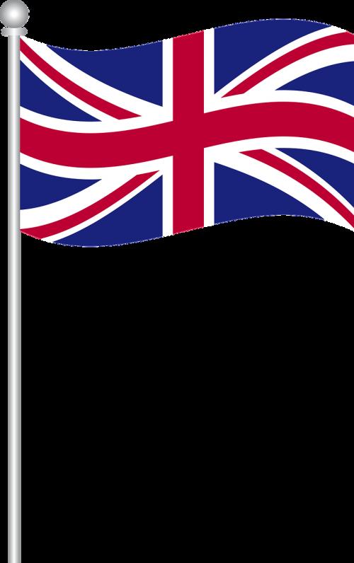 Jungtinės Karalystės vėliava,pasaulio vėliavos,pasaulio vėliava,europietis,vėliava,tauta,nemokama vektorinė grafika