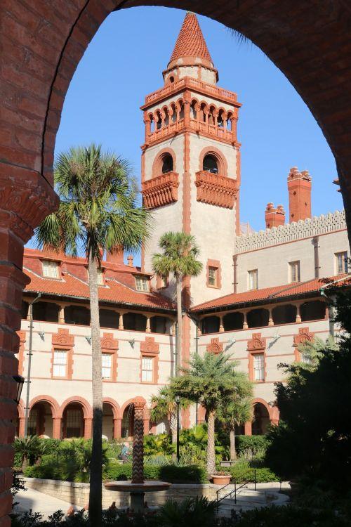 flagler college flagler tower