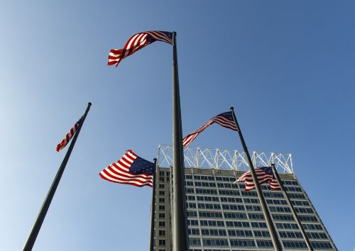 flags us usa