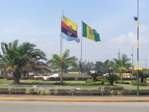 vėliavos,kelias,turizmas