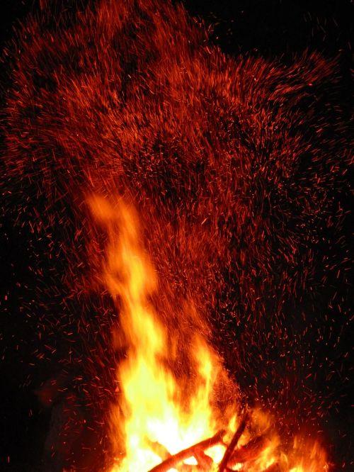 flame air fire