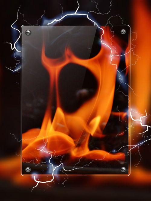 flame embers spirit