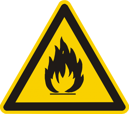 flame fire flammable