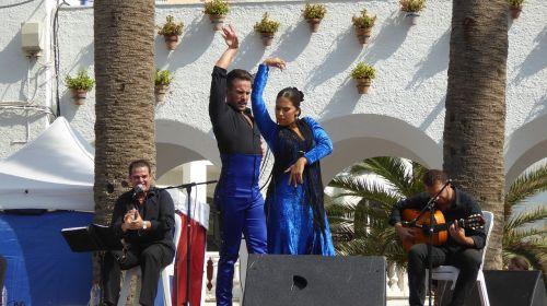 flamenco dance music