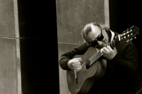 flamenco guitar spanish guitar