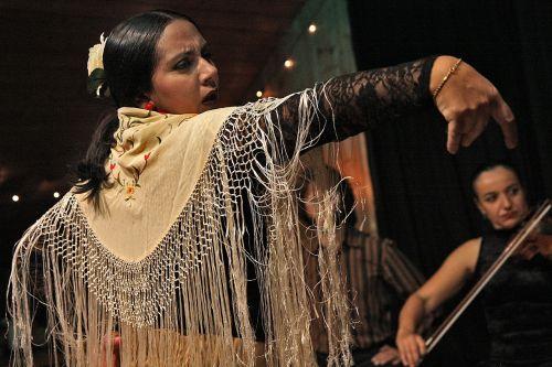flamenco dance latino