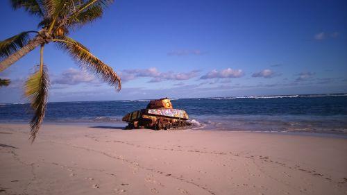 flamenco beach puerto rico panzer