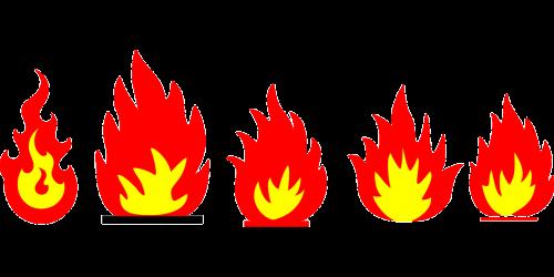 liepsnos,deginti,Ugnis,šiluma,blaze,deginimas,deginimas,nemokama vektorinė grafika