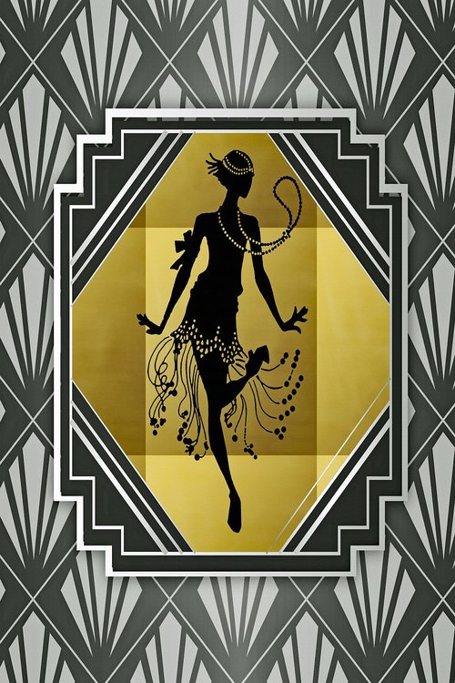 flapper  roaring 20's  great gatsby