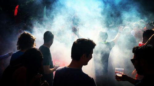 flare smoke gas