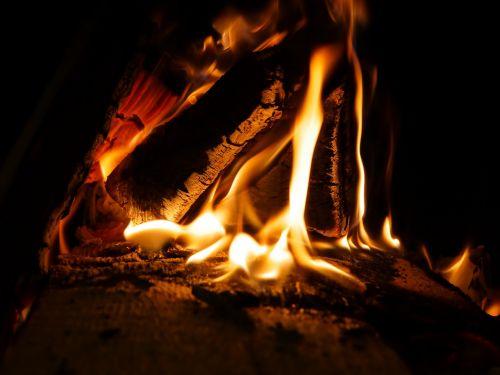 flare-up heat fireplace