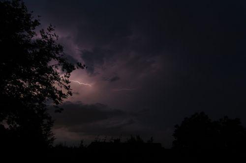 flash forward thunderstorm