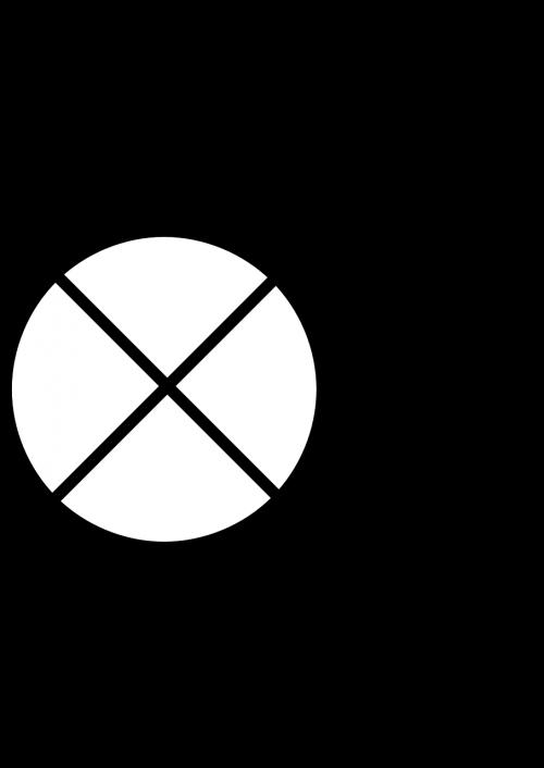 flashing beacon symbol circuit