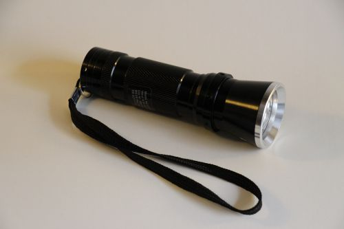 flashlight light lamp