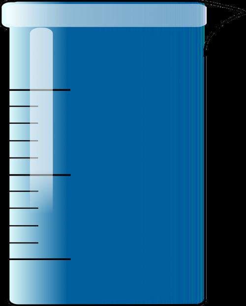flask beaker chemistry