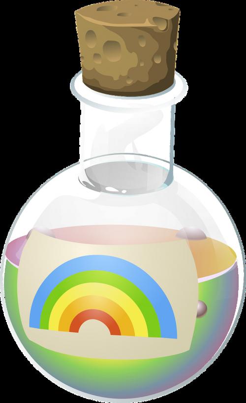 flask glass chemistry