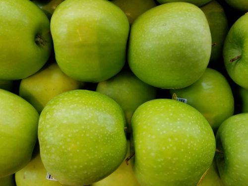 Flat Lay Apples