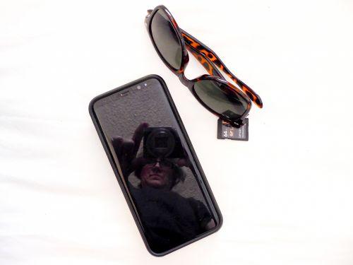 Flat Lay Phone