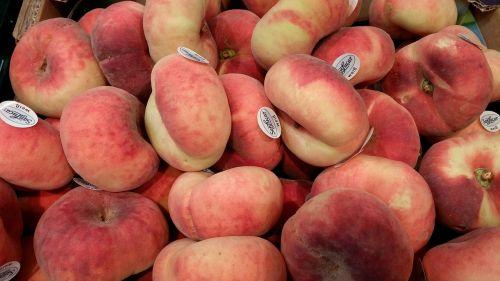 flat peach peach china