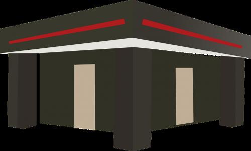 flat roof terrace platform roof