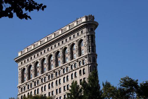 flatiron building new york architecture