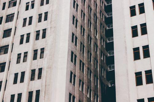 flats urban landscape apartments