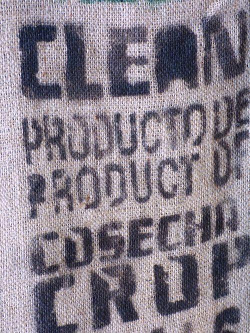 flax linen bag material