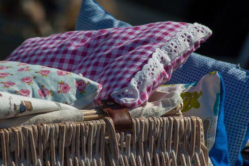 flea market pillows bedding