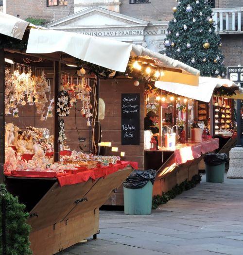 flea market christmas verona
